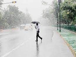 छत्तीसगढ़ में अब तक 64.2 मि.मी. औसत वर्षा दर्ज