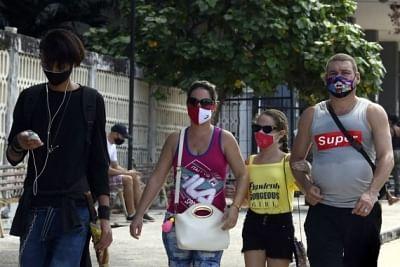 Cuba: पिछले 24 घंटों में कोरोना के 1,156 नए मामले