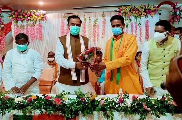 धर्म एवं न्याय के पथ पर चलकर अविरल एवं निर्मल गंगा की धारा को आगे बढ़ाएं : उप मुख्यमंत्री