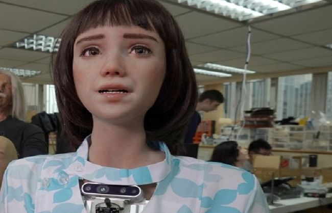 हांगकांग ने बनाया कोरोना रोबोट, नाम दिया 'ग्रेस'