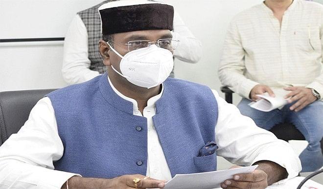 विश्वास सारंग ने प्रधानमंत्री मोदी को ज्ञापित किया धन्यवाद, कहा देश को मिला वैक्सीन जैसा धारदार हथियार