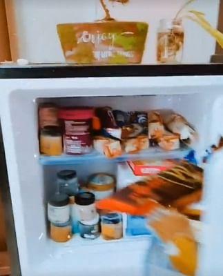 खाने के शौकीन लोगों के रेफ्रिजरेटर से नफरत करते है अल्लू सिरीश