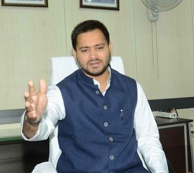तेजस्वी के 2-3 महीने में सरकार गिरने वाली है बयान पर भड़के भाजपा, जदयू