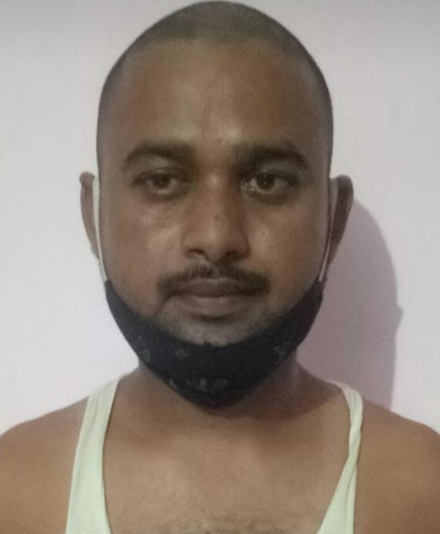 कई वर्षो से फरार हार्डकोर नक्सली रामू पासवान गिरफ्तार
