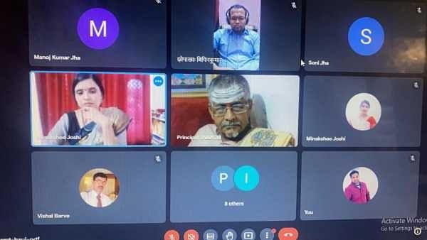 राष्ट्रीय स्तर पर जारी है संस्कृत भाषा साहित्य के संरक्षण के प्रयास:डॉ. सदानन्द