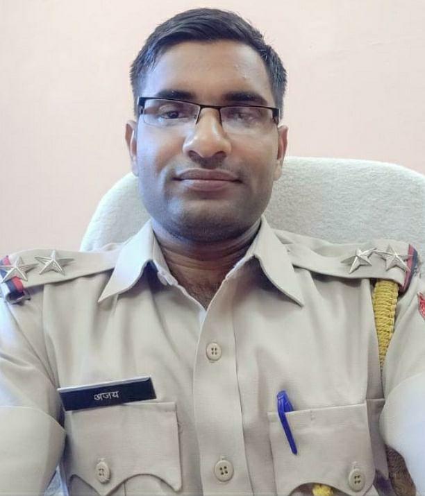 5-policemen-including-neemrana-sho-suspended-ajay-singh-shekhawat-will-be-the-new-sho