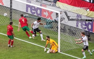 यूरो 2020 : जर्मनी ने पुर्तगाल को 4-2 से हराया, अंतिम-16 में पहुंचने की उम्मीदें कायम