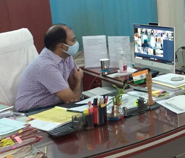 भोजपुर में योजनाओं के खराब प्रदर्शन को ले छः पीआरएस बर्खास्त