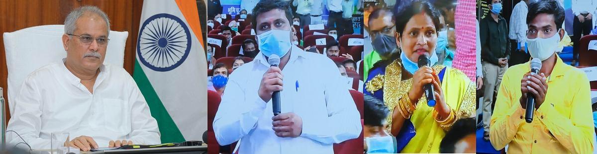 रायपुर : गोधन न्याय योजना से दुग्ध व्यवसाय को मिला संबल : मुख्यमंत्री भूपेश