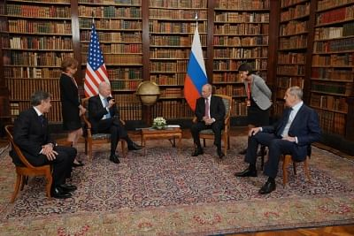 बाइडेन के साथ मुलाकात के बाद पुतिन ने अमेरिका पर साधा निशाना  (लीड-2)