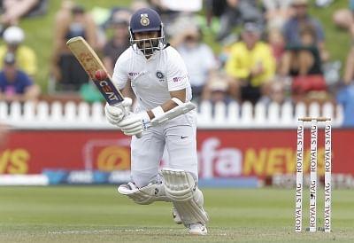 इंग्लैंड में रन बनाने के लिए सेट होने के बाद लेट शॉट खेलना होगा : रहाणे