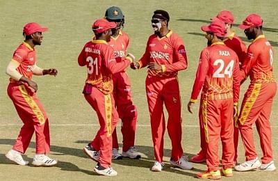 जिम्बाब्वे ने दूसरे टी20 मैच में बांग्लादेश को 23 रनों से हराया
