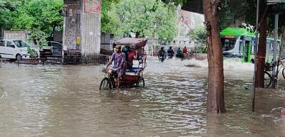 दिल्ली-एनसीआर, उत्तर-पश्चिम भारत में भारी बारिश की संभावना