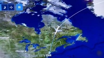 अनुपम खेर ने अटलांटिक के ऊपर उड़ान भरते हुए 519वीं फिल्म की घोषणा की