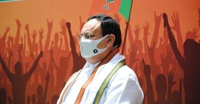 सावंत, ना कि श्रीपद नाइक हो सकते हैं 2022 के चुनावों के लिए भाजपा का चेहरा: नड्डा