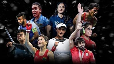 ओलंपिक : उद्घाटन समारोह में हिस्सा लेंगे 28 भारतीय