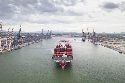 झेंग हे की भावना चीन की नौकायन प्रक्रिया को प्रोत्साहित करती है