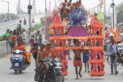 यूपी में कांवड़ यात्रा सुचारू ढंग से चलाने के मुख्यमंत्री ने दिए निर्देश