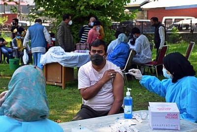 जम्मू-कश्मीर में कोरोना के 84 नए मामले सामने आए, 172 लोग ठीक हुए