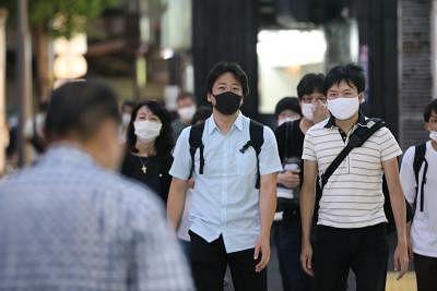 टोक्यो में नए कोविड मामले बढ़कर 1,832 हुए, 16 जनवरी के बाद से बढ़ोतरी