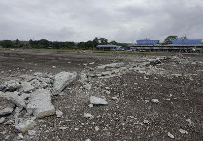 फिलीपींस में भूकंप के तेज झटके, रिक्टर स्केल पर तीव्रता 6.7