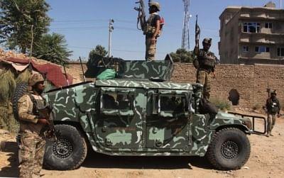 अफगान सुरक्षा बलों ने 24 घंटे में 100 आतंकवादियों को मार गिराया