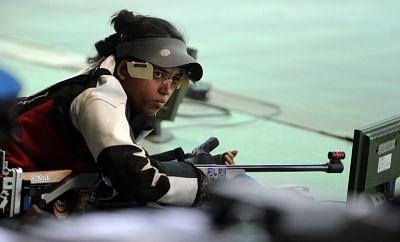 ओलंपिक (निशानेबाजी) : अंजुम और तेजस्विनी 50 मीटर राइफल थ्री पोजिशन के फाइनल में नहीं पहुंच सकीं (लीड-1)