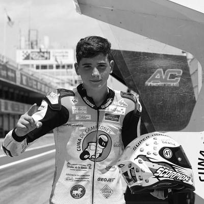 स्पेनिश मोटरसाईकलिंग राइडर हुगो मिलान की दुर्घटना में मौत