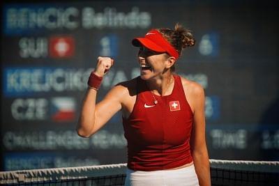 ओलंपिक (महिला टेनिस) : स्विट्जरलैंड की बेलिंडा बेनसिक बनीं एकल चैंपियन