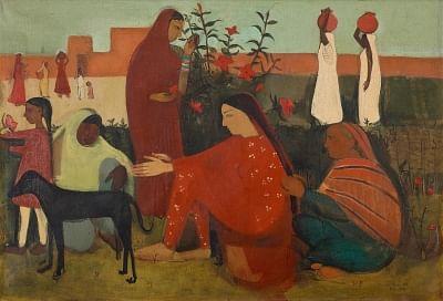 अमृता शेरगिल की पेंटिंग ने कलाकारों की दुनिया में बनाया वर्ल्ड रिकॉर्ड, 37.8 करोड़ रुपये में बिकी पेंटिंग