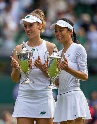 एलिस, हसीह ने जीता विंबलडन महिला युगल खिताब