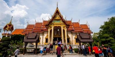 थाईलैंड अंतर्राष्ट्रीय आगंतुकों को लुभाने के लिए नए प्रोत्साहन पर कर रहा विचार