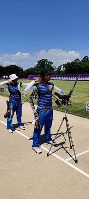 ओलंपिक (तीरंदाजी) : दीपिका और प्रवीण की जोड़ी क्वार्टर फाइनल में