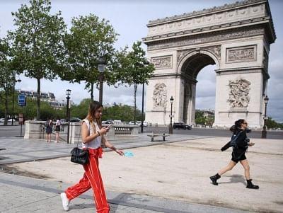 फ्रांस ने बॉर्डर पार से आने वाले यात्रियो पर सख्त प्रतिबंध लगाने का किया फैसला