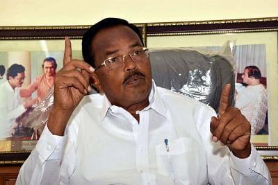 तेलंगाना के दलित नेता ने छोड़ी बीजेपी