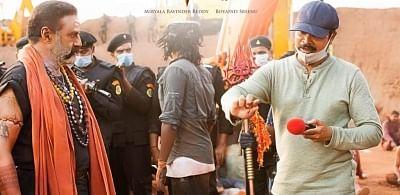 बालकृष्ण, बोयापति श्रीनु ने तमिलनाडु में अखंड के क्लाइमेक्स की शूटिंग की