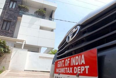 भारत समाचार के कार्यालयों पर भी आयकर विभाग की छापेमारी