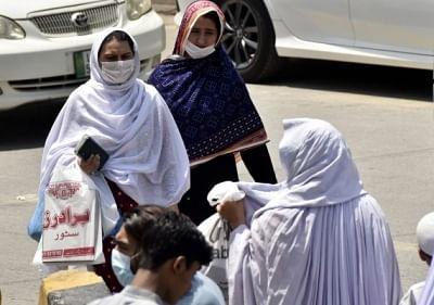 पाकिस्तान की कोविड पॉजिटिविटी रेट बढ़कर 6.3 प्रतिशत