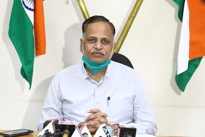 गोवा के ऊर्जा मंत्री से डिबेट की चुनौती स्वीकार, मैं गोवा जाऊंगा : सत्येंद्र जैन (लीड-1)