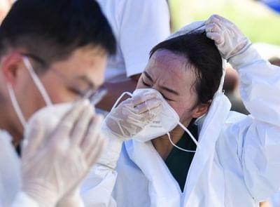 चीन के नानजिंग ने कड़े किए प्रतिबंधात्मक उपाय (लीड-1)
