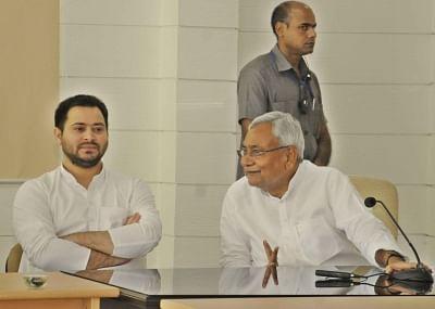 बिहार: जातीय जनगणना को लेकर साथ आए नीतीश-तेजस्वी, दोनों नेताओं की हुई मुलाकात
