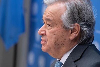 गुटेरेस ने अफगानिस्तान में संयुक्त राष्ट्र परिसर पर तालिबान के हमले की निंदा की