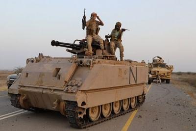 संयुक्त यमनी सुरक्षा बलों ने हौथी हमले को विफल किया