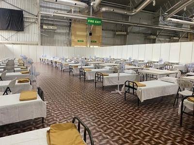 पन्ना में एनएमडीसी बनाएगा 100 बिस्तर का कोविड अस्पताल