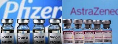 फाइजर और एस्ट्राजेनेका टीके लगने के 3 महीने में एंटीबॉडीज 50 प्रतिशत तक गिरा: स्टडी