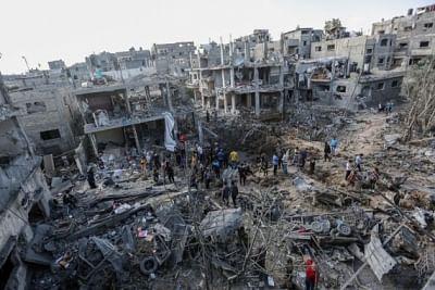 इजरायल ने गाजा संघर्ष विराम को स्थिरता देने की कोशिशों में बाधा डाली : फिलिस्तीन