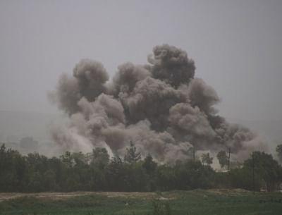 Afghanistan हवाई हमले में तालिबान के 35 से ज्यादा  आतंकवादी ढेर