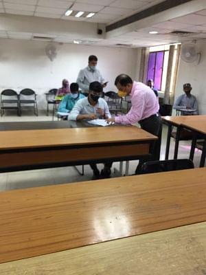 जामिया की 11वीं कक्षा विज्ञान स्ट्रीम के लिए हुई प्रवेश परीक्षा में 74 फीसदी छात्र शामिल