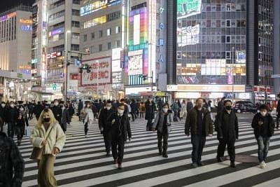 टोक्यो में दैनिक कोविड मामले पहली बार 3,000 के पार हुए