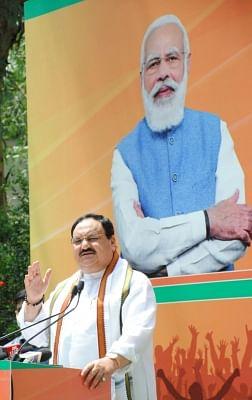 यूपी : चुनावी तैयारियों पर चर्चा के लिए पार्टी के सांसदों से मिलेंगे नड्डा